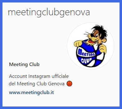 Instagram @meetingclubgenova