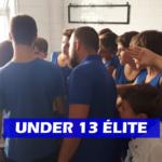 U13 EL – Sconfitta a Vado all'esordio ma buona prova dei ragazzi di coach Maceli