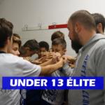 U13 EL – Trasferta amara per i ragazzi di coach Maceli, sconfitti a Lerici