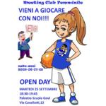 Domani alla Govi l'Open Day della pallacanestro femminile targata Meeting Club