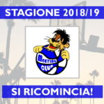 Tutto pronto per la stagione 2018/19 del Meeting Club