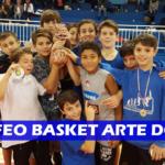U13 EL – Il Meeting di coach Maceli chiude al quinto posto il Trofeo Basket Arte Dolce