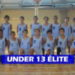 U13 EL – Ottima prestazione difensiva ma sconfitta per il Meeting contro Blue Sea Basket