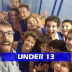 U13 – Si sblocca il Meeting Club: superata la SCAT all'Ostello della Gioventù