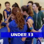 U13/F – Le Super Girls del Meeting Club espugnano Rapallo e confermano il secondo posto