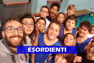Esordienti Meeting Club
