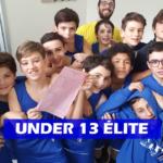 U13 EL – Pronto riscatto: successo per il Meeting Club contro il MY Basket