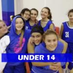 U14/F – Comincia con una vittoria contro Valpetronio la seconda fase per il Meeting Club