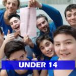U14 – Si sblocca il Meeting Club: prima vittoria ottenuta a Sarzana