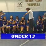 U13/F – Due punti d'oro per le Super Girls: blitz a La Spezia contro l'Academy