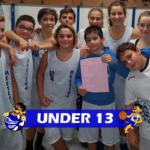 U13 – Sconfitta interna contro Tigullio per il Meeting Club