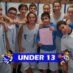 U13 – Il Meeting Club comincia con il piede giusto: blitz al PalaCUS