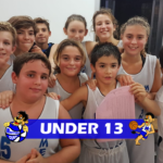 U13 – Il Meeting fa due su due: superata l'Aurora Chiavari