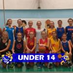 U14/F – Esordio vincente contro SCAT per le ragazze del Meeting Club